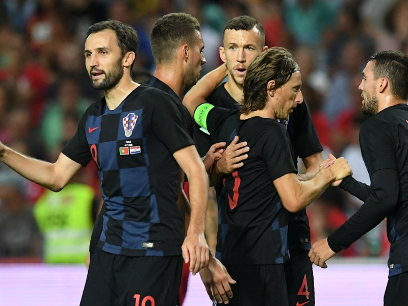 Pepe and Perisic net as Portugal draw Croatia