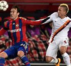 Match Report: CSKA Moscow 1-1 Roma