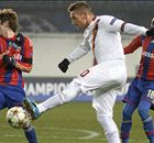 Player Ratings: CSKA 1-1 Roma