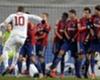 CSKA Moscow 1-1 Roma: Late draw