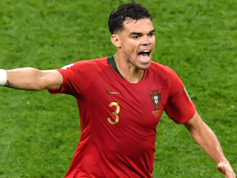 Portugal 1 Croatia 1: Pepe denies World Cup finalists after Perisic opener