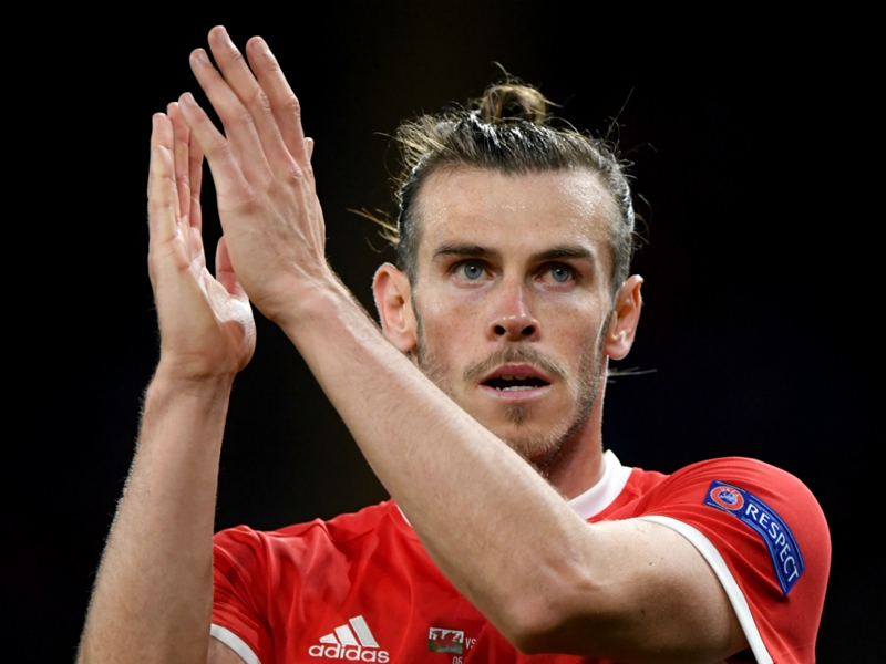 Wales Talisman Bale Unsurprised By Denmark Resolution Ahead Of