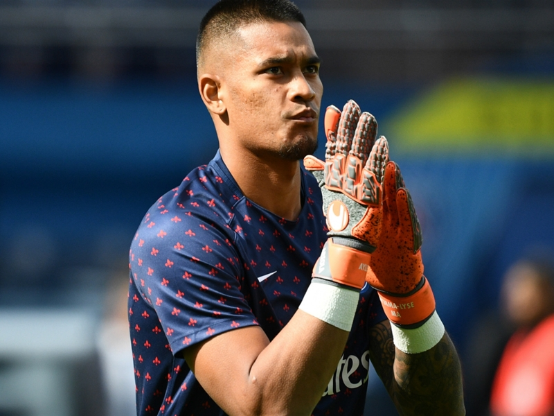 Officiel - Alphonse Areola prolonge son contrat au Paris Saint-Germain jusqu'en 2023