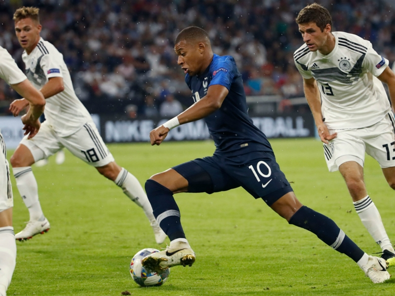 Mbappe has an engine in his butt and everyone wants it, says Muller