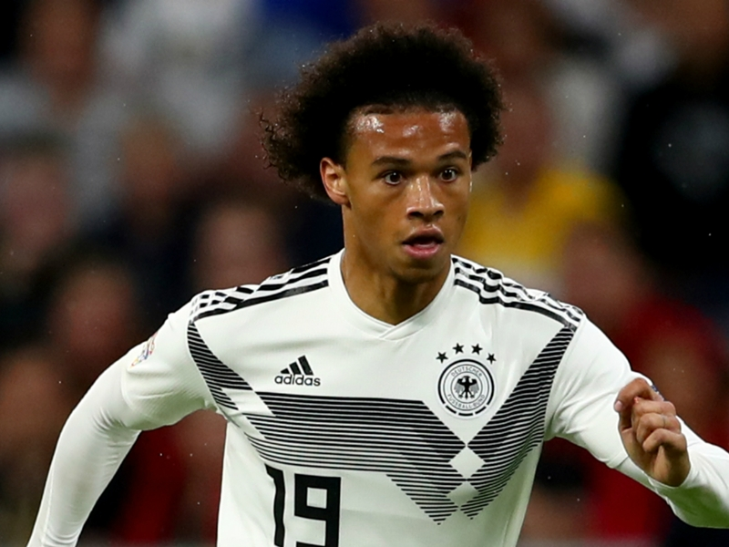 'He's an exceptional player' - Muller insists Germany can get the best out of Sane