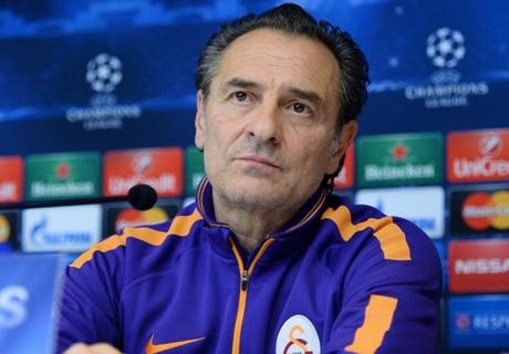 Galatasaray Konfirmasi Pemecatan Prandelli