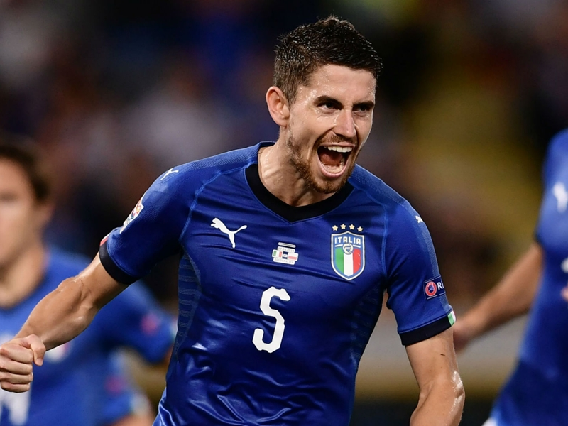 'Zielinski chased me around the pitch' – Jorginho has last laugh in Italy draw