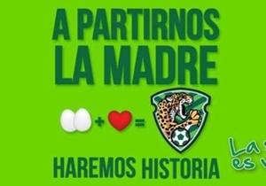 Desplegado de Jaguares Apertura 2014