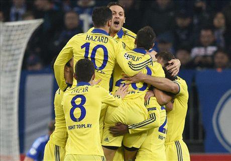 Match Report: Schalke 0-5 Chelsea