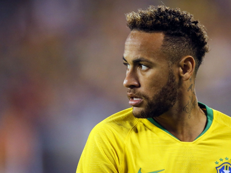 USA falls to Neymar and Brazil