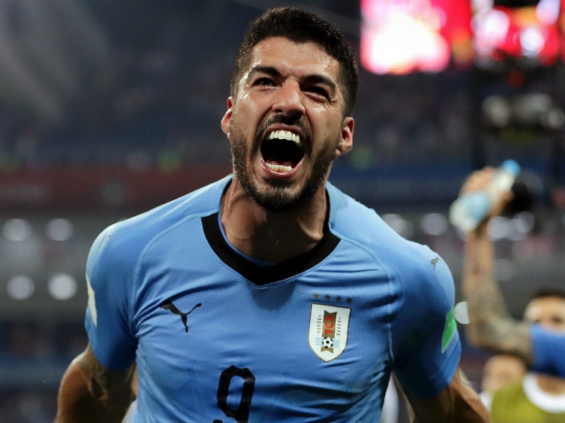 Mexico 1 Uruguay 4: Sublime Suarez leads rout