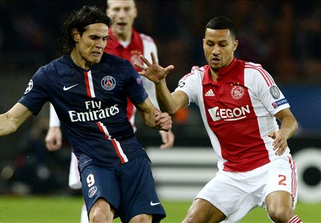 LIVE! Paris Saint-Germain - Ajax 1-0