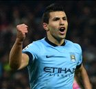 Man City still alive thanks to Aguero