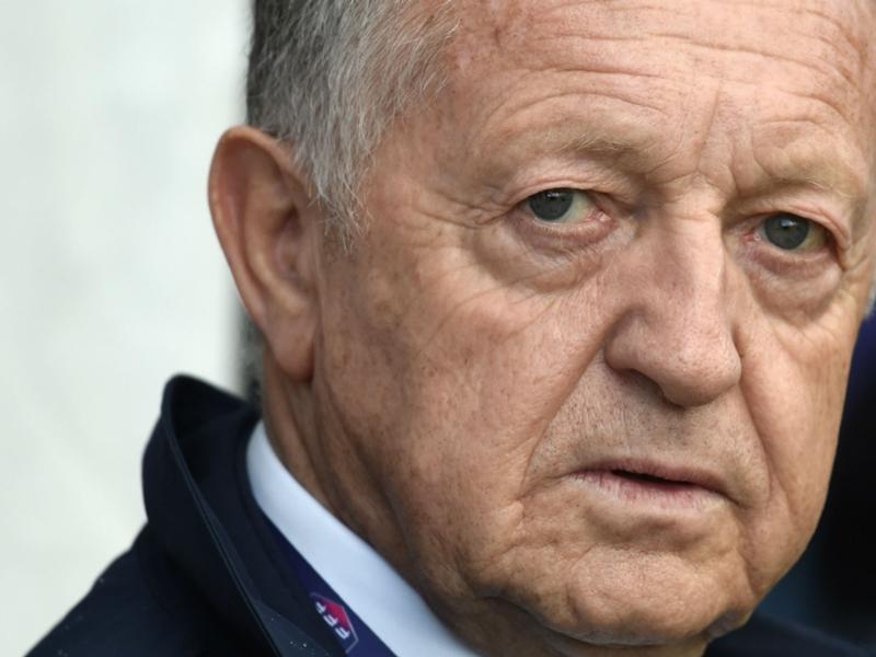 Jean-Michel Aulas voit l'OL dans la position d'un outsider contre Hoffenheim