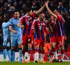 Man City-Bayern LIVE! 1-2, Lewandowski