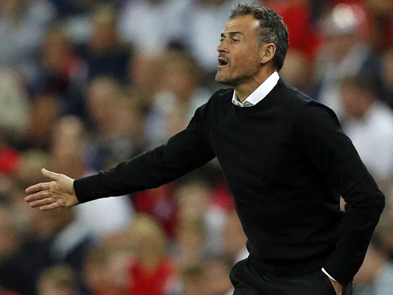 Spain's reliance on Real Madrid superstars means nothing to Luis Enrique