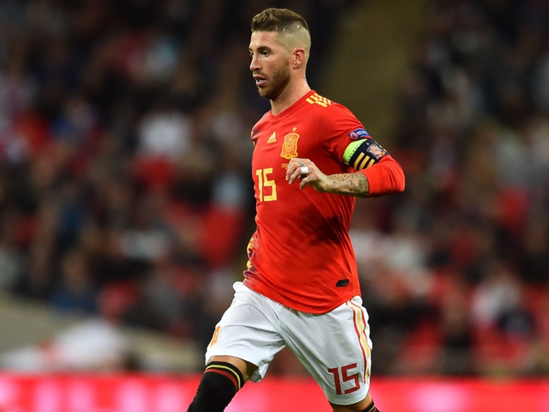 Sergio Ramos hits out at England boos: No one remembers the death threats