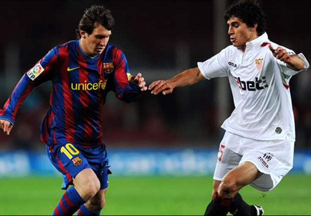 Sevilla's Diego Perotti On Liverpool Radar - Report