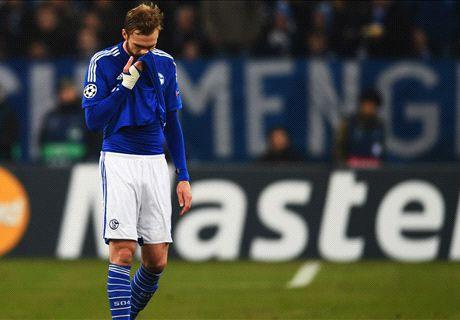 Chelsea-Pleite! Schalke hat den Blues