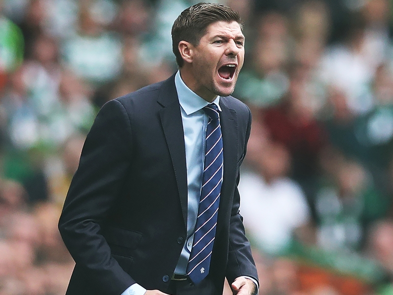 Gerrard doesn't need coaching advice – Klopp praises Rangers manager