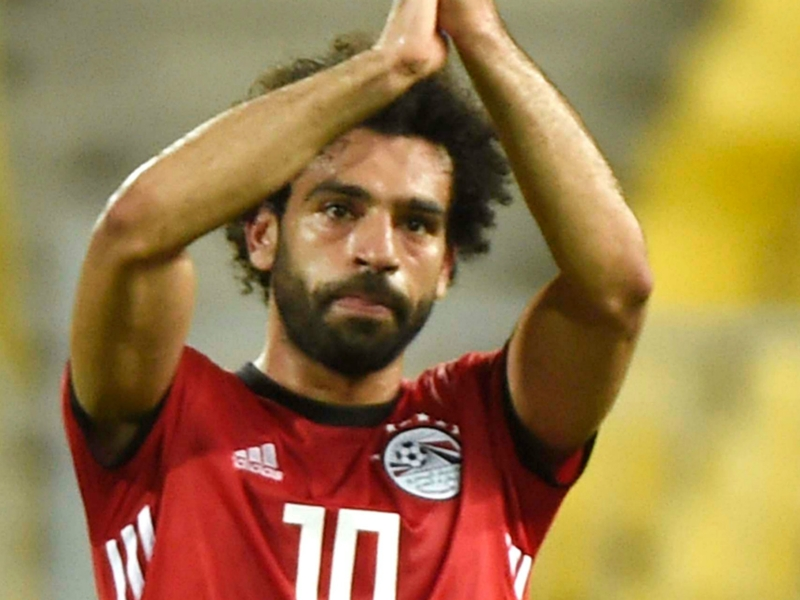 Two goals, two assists & two missed pens - Salah has day to remember for Egypt