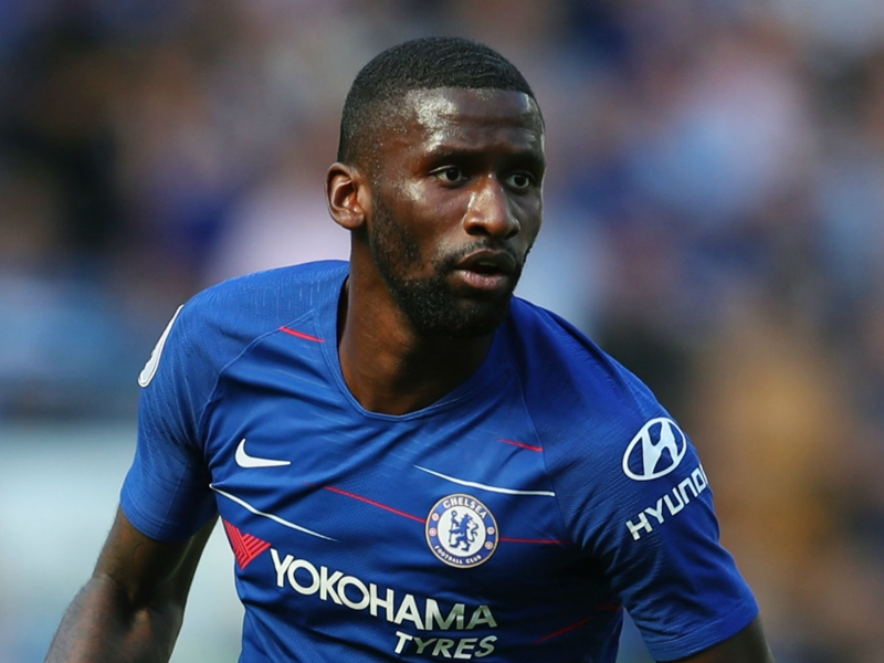 'Perfectionist Sarri keeps you alive' - Rudiger prefers new Chelsea boss to Conte