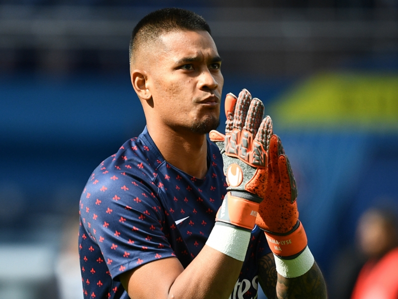 Areola vows to challenge Buffon as he enters PSG contract talks