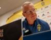 İsveç Teknik Direktörü Janne Anderson: