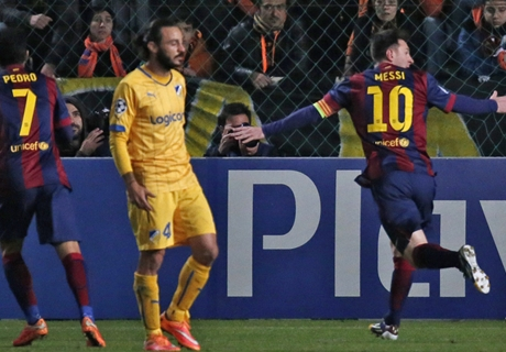 CL: Messi nun alleiniger Rekordtorjäger