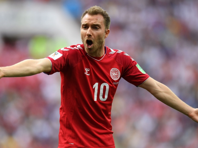 Denmark 2 Wales 0: Eriksen double punishes visitors