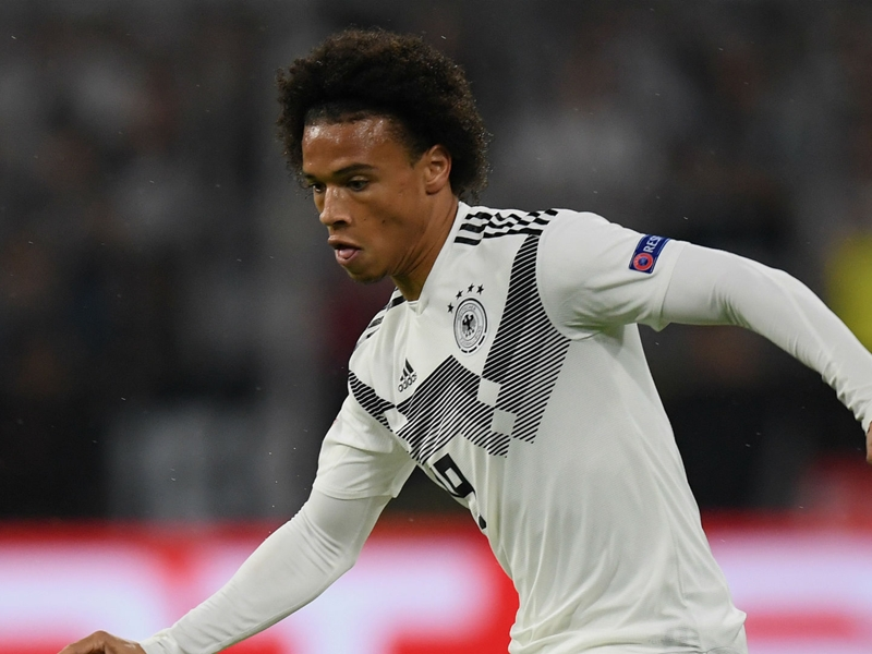 Werner: Sane can be Germany's Mbappe