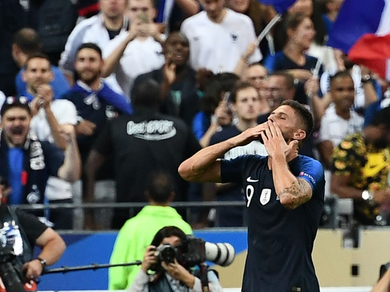 Giroud after ending France drought: I am full of joy