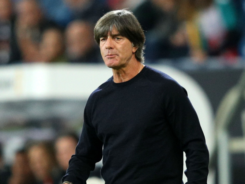 Low: Germany still a work in progress after World Cup flop