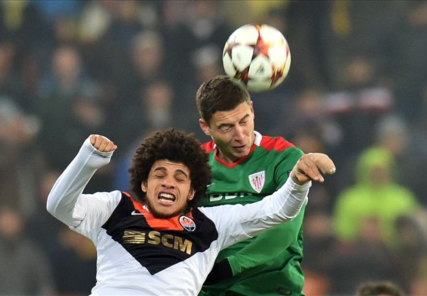 Shakhtar Donetsk 0-1 Athletic Bilbao: San Jose earns Basques first win