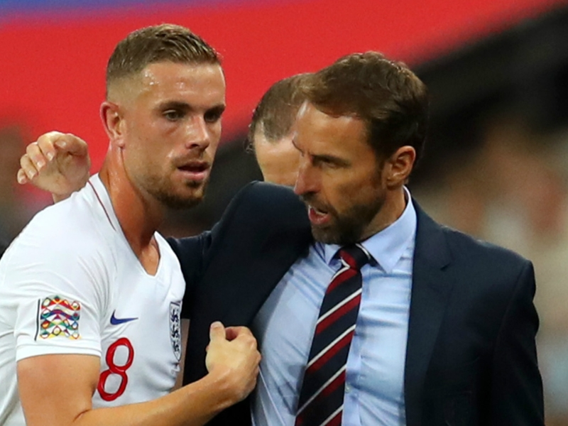 'We need another Gascoigne' - Southgate bemoans lack of creative force for England