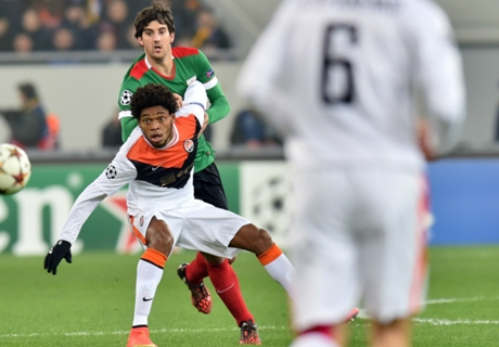 Champions League: Shakhtar 0-1 Athletic