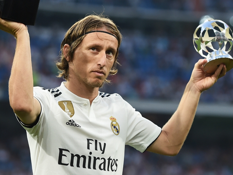 Modric deserved UEFA Player of the Year ahead of 'marketed' Ronaldo - Ramos