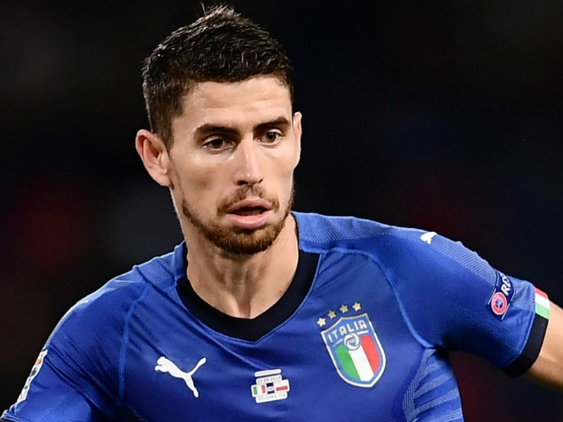 This is a crucial moment in my career, says Chelsea and Italy midfielder Jorginho