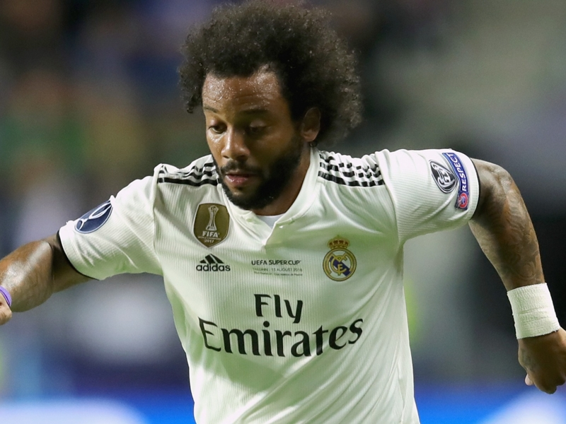 "Real Madrid, Marcelo : ""Cristiano ? Il ne faut pas oublier Zidane ou Raul"""