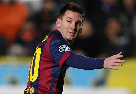 Messi will leave Barca eventually - Deco
