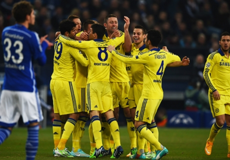 Chelsea deplasmanda ezdi geçti!