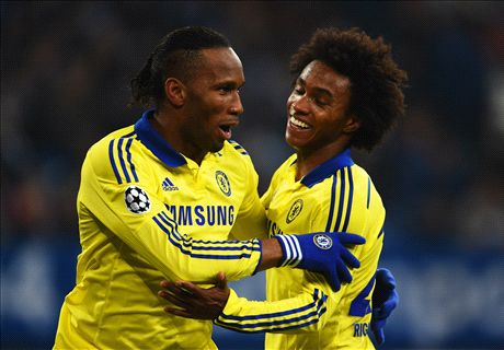 Five-star Chelsea seal top spot