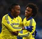 Five-star Chelsea cruise into CL knockouts