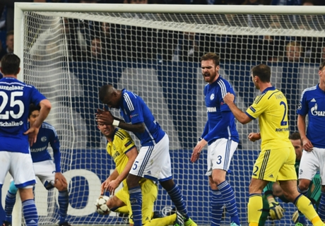 Schalke geht gegen Chelsea unter
