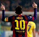 Tripletta e record: Messi re di Champions