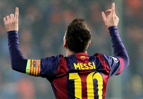 Messi: The Champions League's greatest