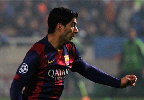 Suarez: Nobody ever gave me anything
