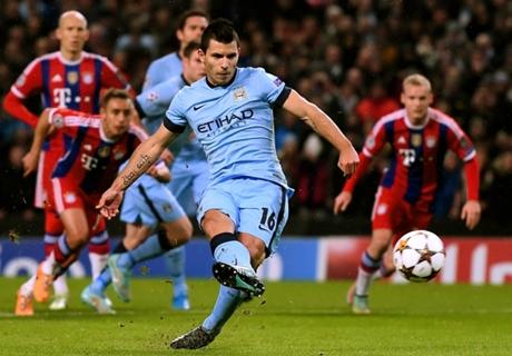 MOTM Manchester City 3-2 Bayern: Aguero