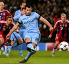 Agüero Bayern'i tek başına devirdi