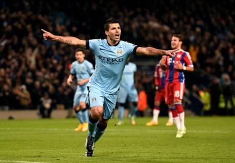 Noten: Agüero schießt City zum Sieg